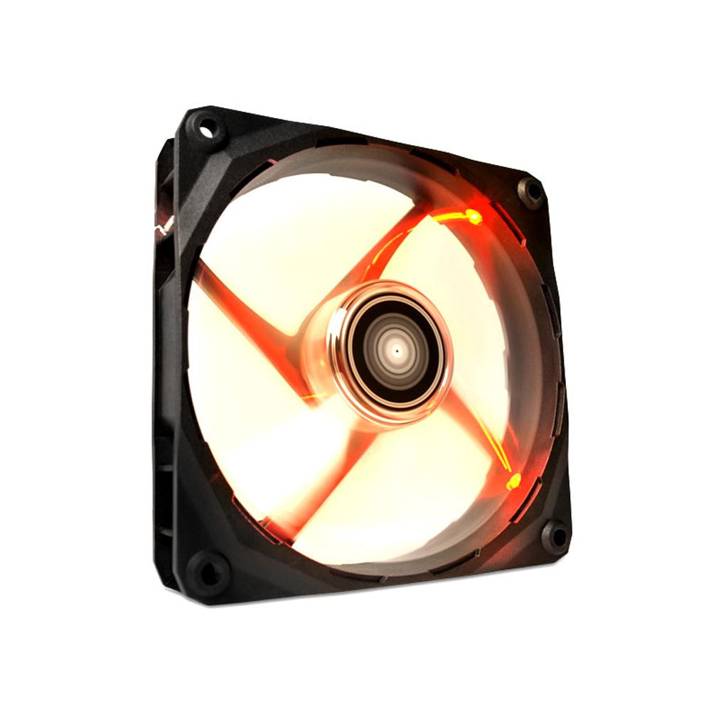 【迪特軍3C】NZXT恩傑 FZ 120mm LED 機殼風扇 LED發光 (紅光)