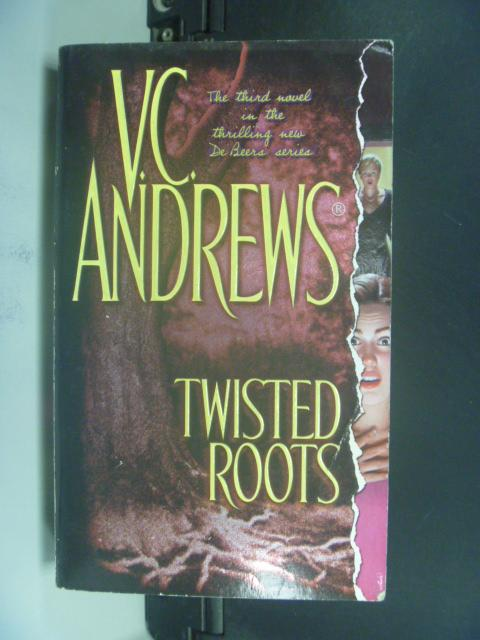 【書寶二手書T2/原文小說_KOM】Twisted Roots_V.C. Andrews
