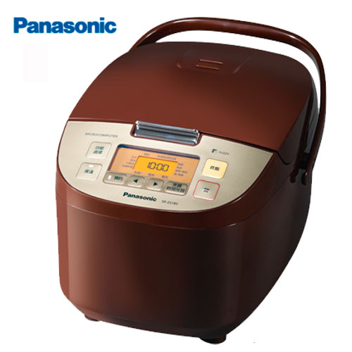 Panasonic 國際 SR-ZS105 鑽石厚黑鍋6人份電子鍋