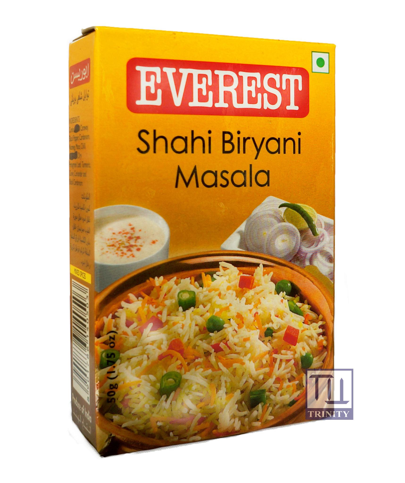 Everest Shahi Briyani Masala 印度香料粉 (煮燉飯用)