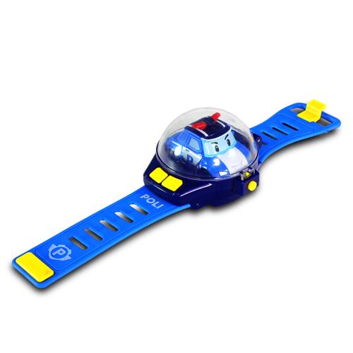 """波力遙控手錶/ 1.5"""" POLI Vehicle R/C WATCH / 救援小英雄/ 遙控/ 波力/ 伯寶行"""