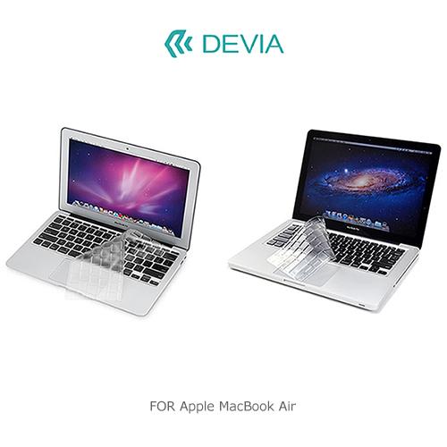 【愛瘋潮】DEVIA Apple MacBook Air 11 吋 鍵盤保護膜