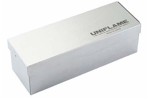 UNIFLAME 不鏽鋼調味收納盒/醬料盒 日本製 U662830