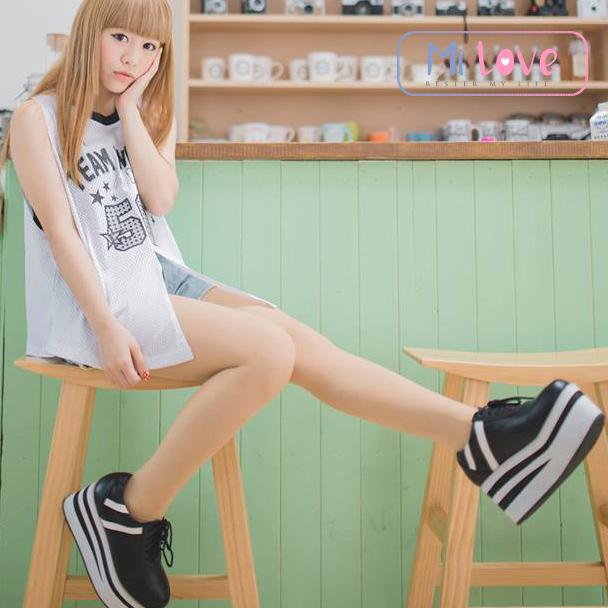 MiLove ↗ 超人氣代言無痕緊實透膚絲襪60D ☆【N02】