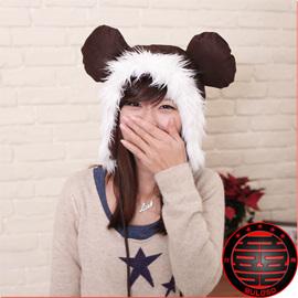 《不囉唆》5色米奇帽 造型/保暖/角色扮演/米奇/帽子(不挑色/款)【Y208116】
