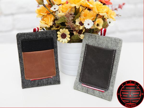 《不囉唆》2色羊毛氈iphone手機套 手做羊毛保護套(不挑色/款)【A213950】