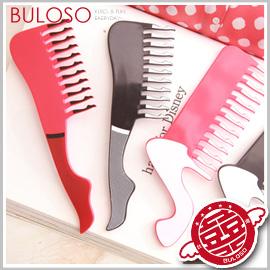 《不囉唆》【Y250955】 (不挑款) 2款2色美腿梳 隨身梳子 髮妝造型梳 梳妝整理 髮梳