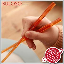 《不囉唆》【A260770】(不挑色) 7色透明筷子組 生活環保餐具 替換外出餐具 一套6支入
