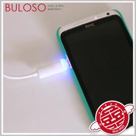 《不囉唆》2色LED充電顯示micro傳輸線 充電線/充電/傳輸/傳輸線(不挑色/款)【A286732】