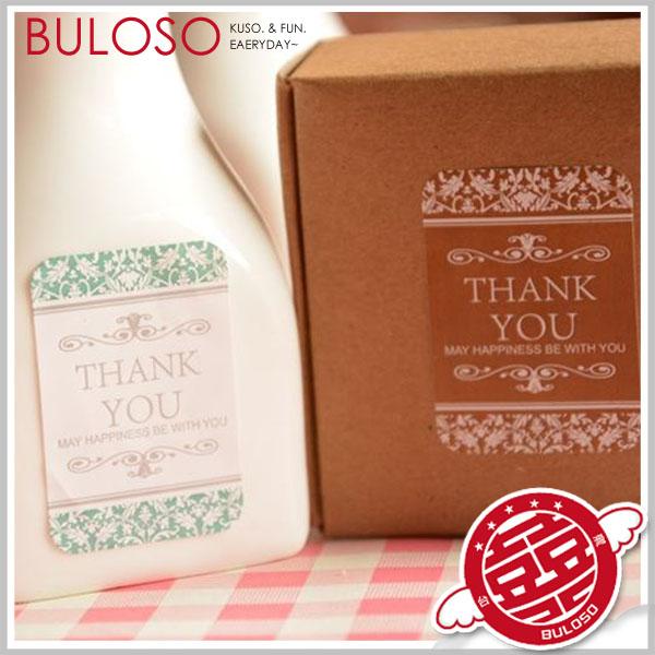 《不囉唆》(不挑款)多種語言感謝貼紙 禮品包裝 包材 婚禮小物 聖誕節交換禮物【A289214】