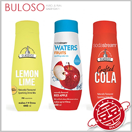 《不囉唆》美國Sodastream JET 氣泡水機-濃縮飲品 糖漿/濃縮/氣泡飲(可挑色/款)【A401234】