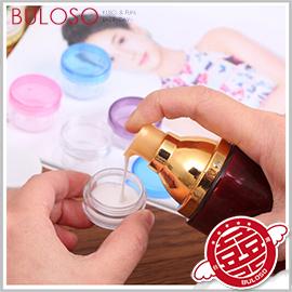 《不囉唆》旅行必備多彩小瓶子圓盒分裝瓶-3G 分裝/化妝/補充空瓶/旅行(不挑色/款)【A408780】