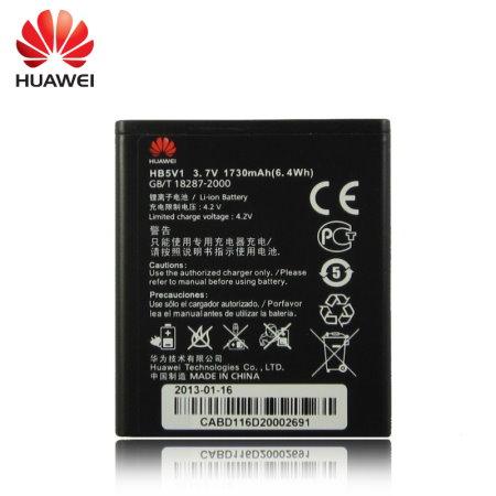 【PC-BOX 】華為 Huawei Ascend Y300/T8833/U8833/Y300C/Y500 原廠電池1730mAh~HB5V1