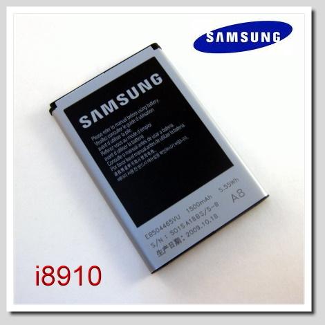 SAMSUNG i5700/i-5700/ Spica 原廠電池~EB504465VU~3.7V 1500mAh