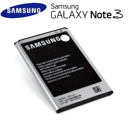 【PC-BOX】SAMSUNG Galaxy Note 3 / N9000 / N900 原廠電池~B800BE~3.7V 3200mAh