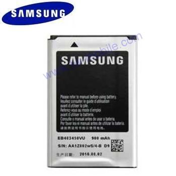 SAMSUNG Shark S5350/S-5350 原廠電池~EB483450VU~3.7V 900mAh