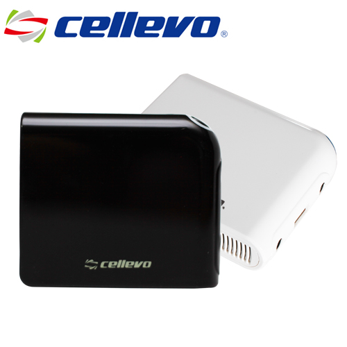 【CELLEVO 】 Energia EP8802S ☆iPad/iPod/iPhone 4S/3GS/PDA 電力銀行/移動電源 8800mAh~USB 2A輸出~
