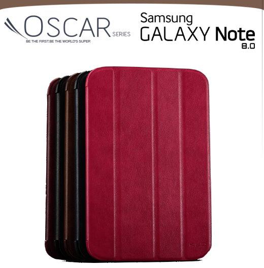 【KALAIDENG 卡來登】Samsung Galaxy NOTE 8.0/N5100/N5110 域系列二代 掀蓋式保護套