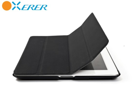 【Oxerer  】☆Apple NEW iPad/iPad2/iPad 2  Smart Case 專用立架式☆智慧型翻蓋保護套~