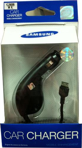 Samsung L768 原廠車上充電器~先創吊卡裝~適用:L708/L768/L778/L878/M158/M628/P528