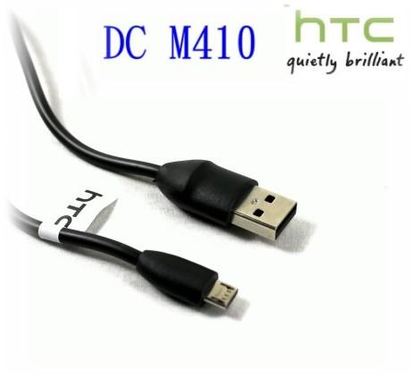 HTC DC M410 原廠數據傳輸線~適用:HTC 全系列Micro USB 接頭手機~適用:HCT Legemd /A6363/傳奇機~