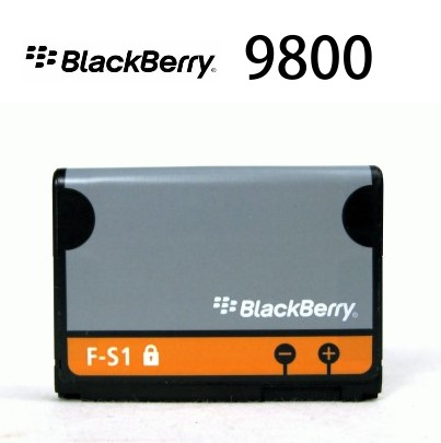 BlackBerry黑莓機 Torch 9800 / 9810 原廠電池(神腦吊卡裝)F-S1 ~ 1380mAh☆~