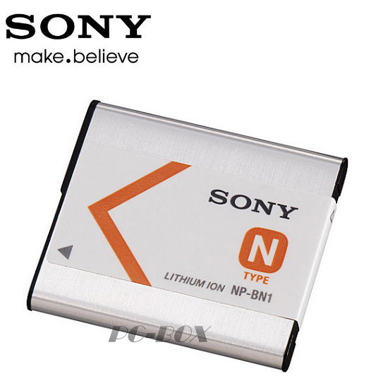 【現貨供應】Sony NP-BN1 Battery Pack 原廠數位相機電池for CyberShot DC
