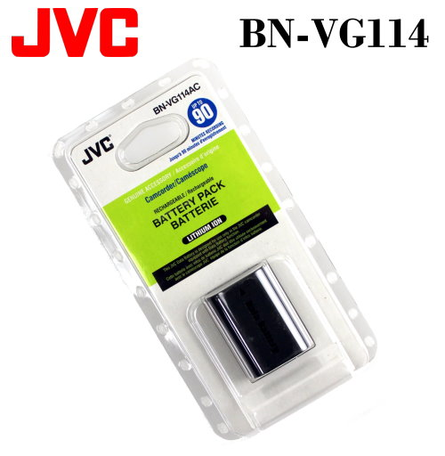 【PC-BOX】JVC BN-VG114AC/VG114  原廠數位攝影機鋰電池for:GZ-MG750/HM550/HD620/HD500/MG750/MS230