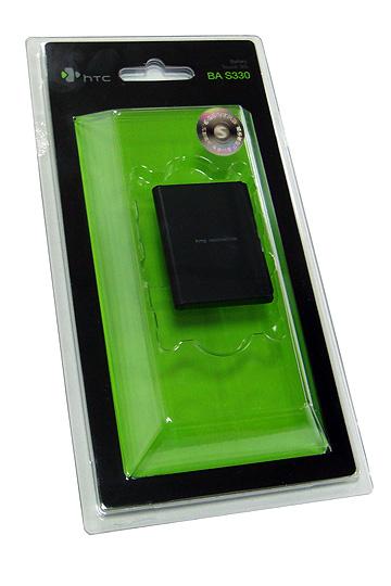 【PC-BOX】HTC Touch 3G/T3232/T4242/CRUISE 二代 原廠吊卡裝電池 ~ 公司貨先創保固~BA S330