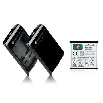 SonyEricsson EP-500/EP-900 原廠電力超值組(吊卡裝)EP500/EP900~適用:Vivaz/U5/Vivaz PRO/U8 /Xperia X8 E15i/W8 E16i ~
