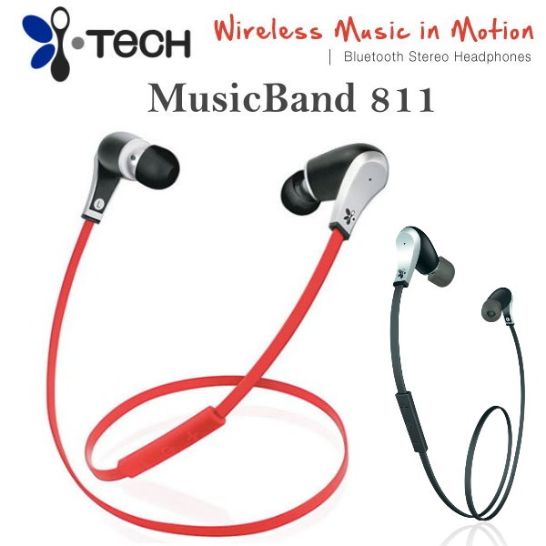 iTech MusicBand 811 運動型 立體聲藍牙耳機