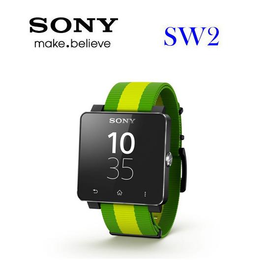 【FIFA瘋世足 世足限量版 】SONY Smart Watch2/ SW2 原廠多功能藍牙手錶