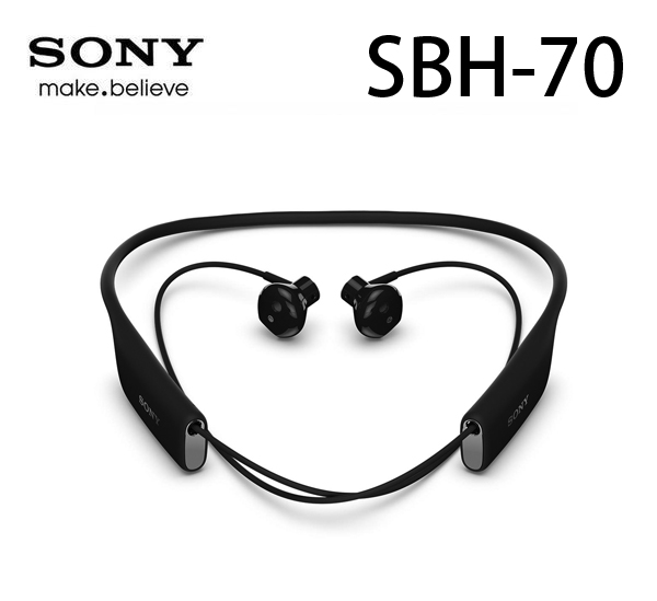 【聖誕交換禮物熱銷】【神腦公司貨】SONY SBH-70/SBH70 原廠耳塞式耳機 後掛式穿戴 立體聲藍芽耳機