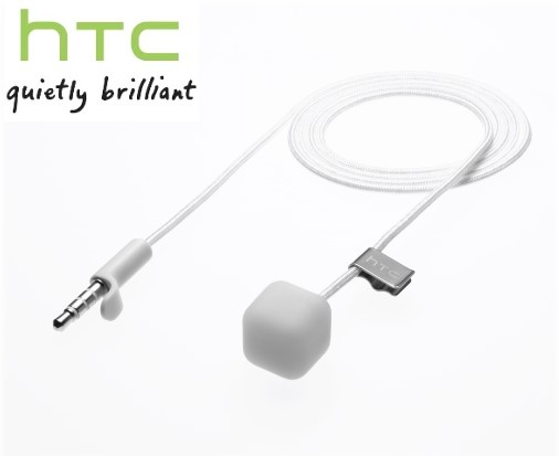 HTC ID C100 (白色款)原廠 LED 魔幻吊飾~適用:HTC Rhyme~