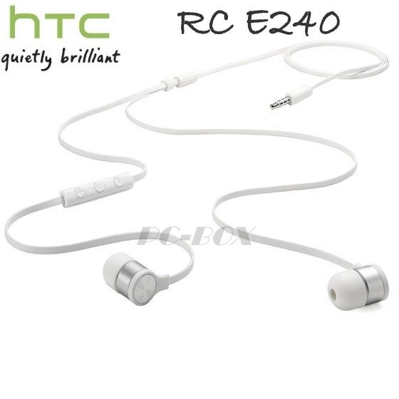 HTC RC E240 原廠線控型耳機(3.5mm)~適用:HTC ONE S/Z520E/ONE SC/C520E/ONE SV/T528d/ONE ST/T528t