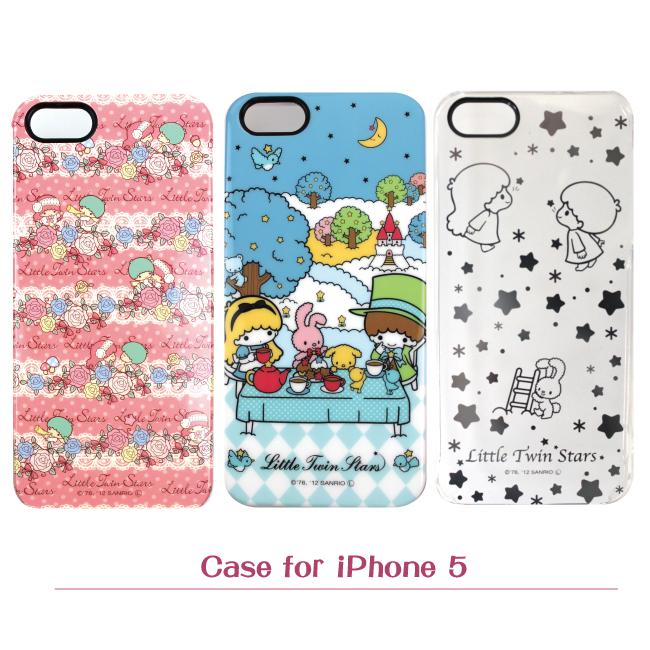 【GD~Kikilala】Apple iPhone 5/5s Kikilala琪琪拉拉系列軟殼保護殼 (甜心、野餐、銀星)