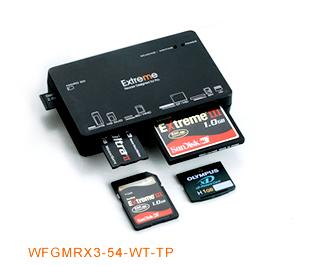急速讀卡機 TF/ M2/CF/XD/MicroSD/MiniSD/SD/SDHC/DUO/PRO DUO 55合1 免轉卡讀卡機~增你強公司貨
