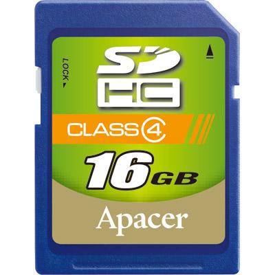 【高速Class 4】APACER 宇瞻 SDHC 16G/SD 16G ~公司貨終身保固~Class 4