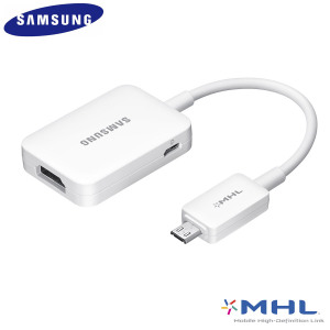 Samsung  Galaxy NOTE 4 / N910  Samsung HDTV Adapter HDMI Cable原廠HDMI轉接線/視訊轉接頭/轉接器輸出線/