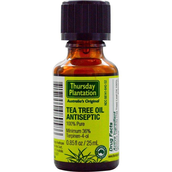 *預購* Thursday Plantation 星期四農莊茶樹油 25 ml