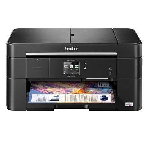 *╯新風尚潮流╭* brother 噴墨印表機 A3列印 掃描 影印 傳真 複合事務機 支援無線網路 MFC-J2320