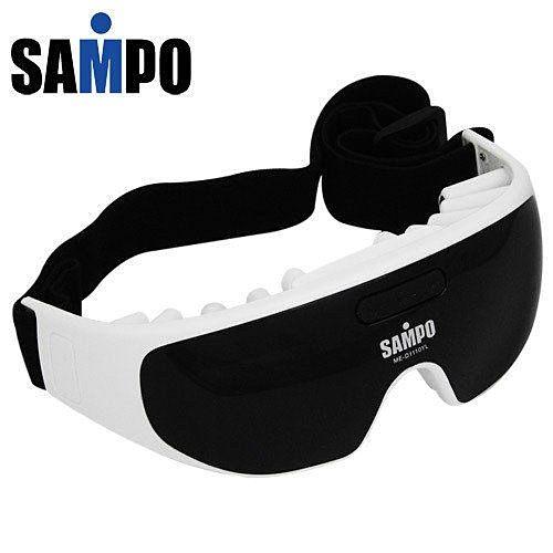 SAMPO 聲寶 眼部按摩器/舒壓按摩器/按摩眼罩 ME-D1110YL