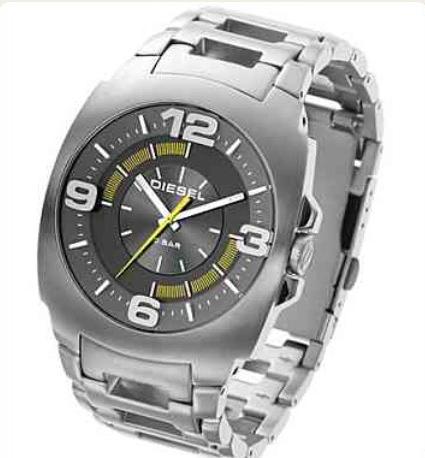 【樂天Super Sale限時限量1個1元搶購】Diesel 國際品牌潮流時尚腕錶DZ1146公司貨