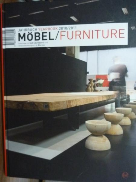 【書寶二手書T9/設計_QHO】Mobel/Furniture…2010/2011