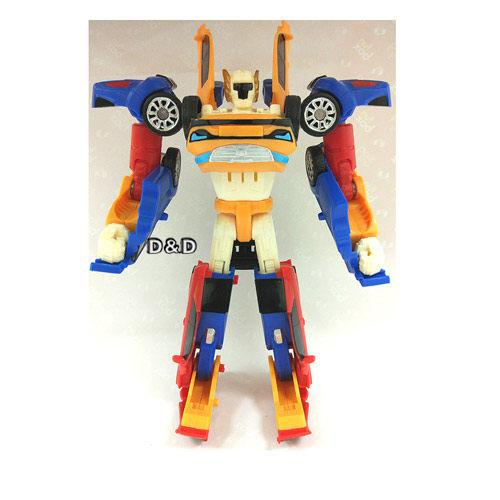 《 TOBOT 》機器戰士 - 中型超級機器戰神