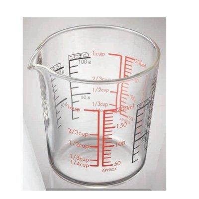 *新品上市*日本知名品牌 HARIO玻璃量杯200 CMJ-200