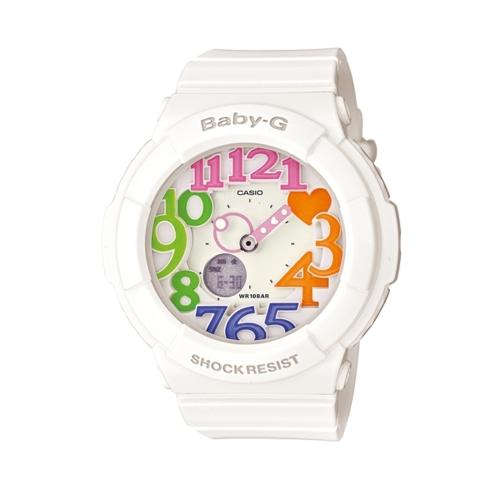 CASIO BABY-G/甜美時尚風流行運動錶/BGA-131-7B3DR