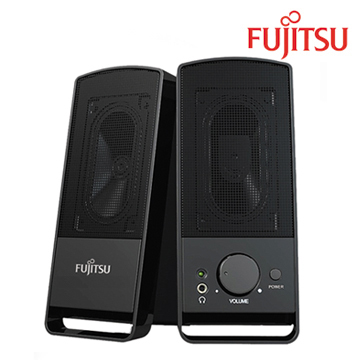 【迪特軍3C】FUJITSU富士通AC電源多媒體喇叭(PS-120)