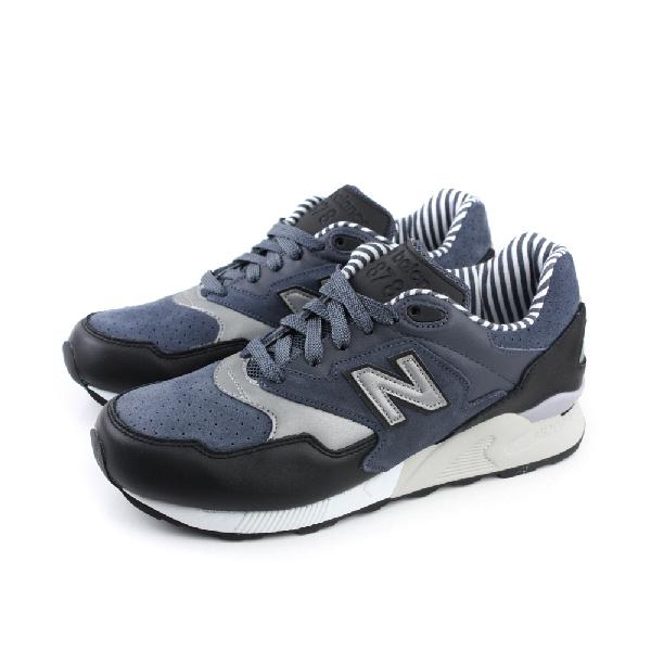 NEW BALANCE 878系列 復古鞋 男鞋 灰藍色 no150