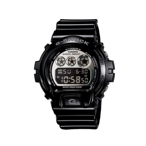 CASIO G-SHOCK/重金屬搖滾時尚風格/DW-6900NB-1DR